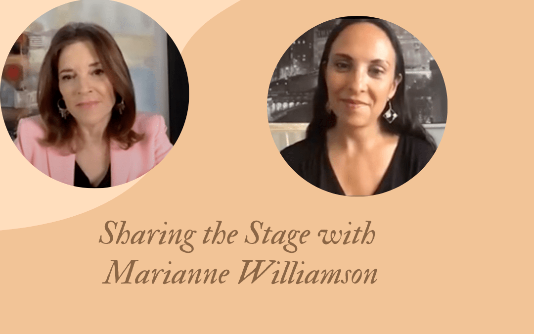 Recorded Speech with Marianne Williamson